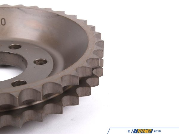 T#33809 - 11311311815 - Genuine BMW Sprocket Intake Doppelkette - 11311311815 - E34,E34 M5 - Genuine BMW -
