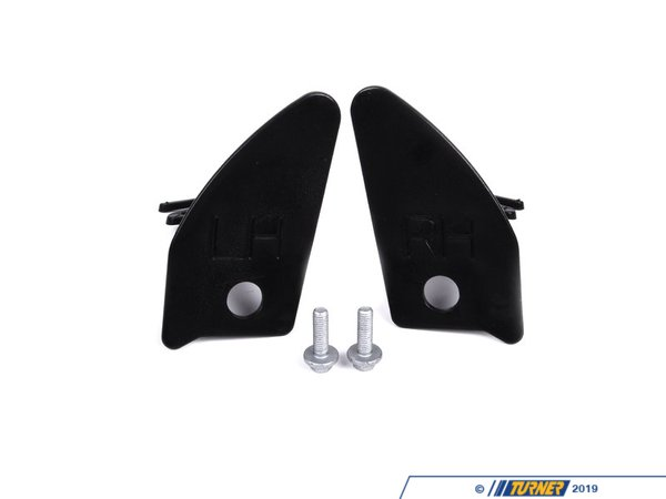 T#117232 - 51717039262 - Genuine MINI Mount, Bumper Left And Right - 51717039262 - Genuine Mini -