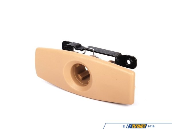 T#83344 - 51167063510 - Genuine BMW Glove Box Lock Upper Part Beige - 51167063510,E60 M5 - Genuine BMW -