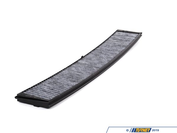 T#5618 - 64319257504 - OEM Mann Cabin Air Filter - Activated Charcoal - E46 E83 X3 - Breathe fresh air again! As an important part of your car's heating ventilation and air conditioning (HVAC) system, the microfilter should be replaced every year. Activated Charcoal helps eliminate foul odors, like diesel exhaust, burning oil, etc. This item fits the following BMWs:1999-2005  E46 BMW 323i 323ci 325i 325ci 325xi 328i 328ci 330i 330ci 330xi M32004-2010  E83 BMW X3 2.5i X3 3.0i X3 3.0si - Mann - BMW