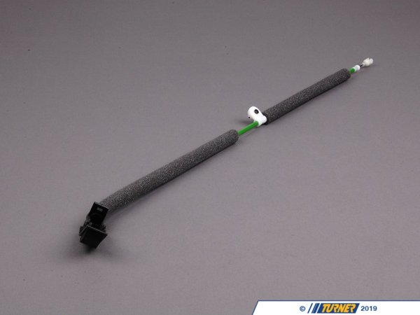 T#89024 - 51217024644 - Genuine BMW Bowden Cable Right - 51217024644 - E65 - Genuine BMW -