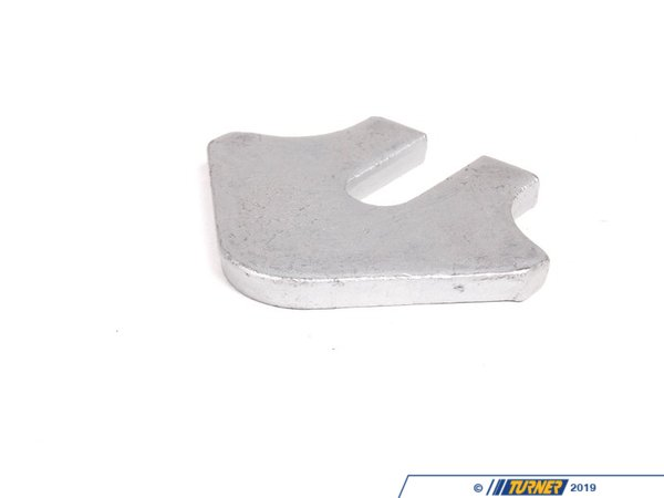 T#35247 - 11421437552 - Genuine BMW Plate - 11421437552 - E38,E39,E53,E39 M5 - Genuine BMW -