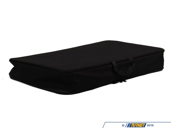 T#10422 - 54347151856 - Convertible Wind Deflector - E64 645ci 650i M6 Convertible - This Genuine BMW windscreen for the E64 6 Series Convertible helps you to enjoy top down motoring without getting buffeted by deflecting wind turbulence to create a more pleasant driving experience.Reduced air movement within the cabin allows for more effective heating on those cooler days when your out enjoying the sun.   This wind screen can be left in place with either the top up or down.  The screen is a mesh material on a rigid frame for maximum strength.   Or it can be folded and stored in the trunk when not in use.  Note - when the windscreen is install, the rear passenger seats are inaccessible.    This item fits the following BMWs:2004-2010  E64 BMW 645ci 650i M6 - Convertible - Genuine BMW - BMW