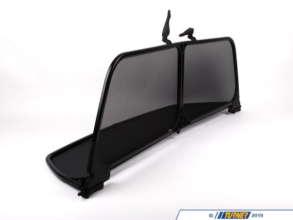 T#10422 - 54347151856 - Convertible Wind Deflector - E64 645ci 650i M6 Convertible - Genuine BMW - BMW
