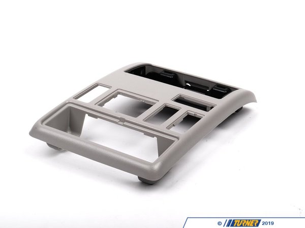 T#106041 - 51447114063 - Genuine BMW Console, Head Lining, Front Hellgrau - 51447114063 - E53 - Genuine BMW -
