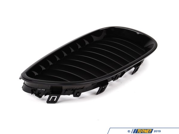 T#5101 - 51712155446 - BMW Performance Black Grill Right - E60 - Genuine BMW -
