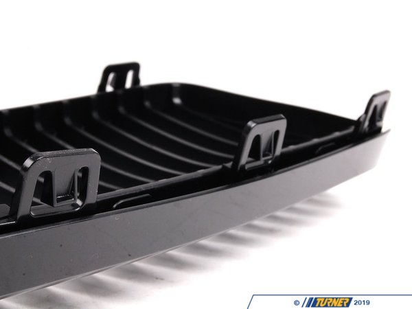 T#5096 - 51712158984 - BMW Performance Black Grill - Right E92 03/2010+ - Genuine BMW -