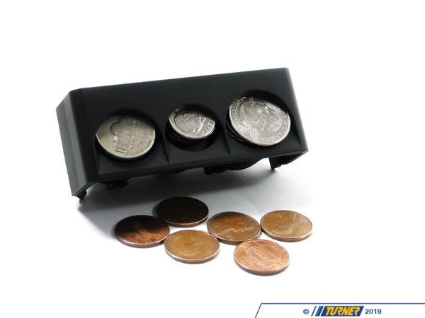 T#9059 - 51168217481 - Center Console Coinbox - E36,E36 M3 - Genuine BMW - BMW
