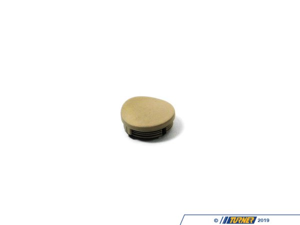 T#98697 - 51418268004 - Genuine BMW Plug, Recessed Grip, Right P1Cs/Ct Crema - 51418268004 - Genuine BMW -