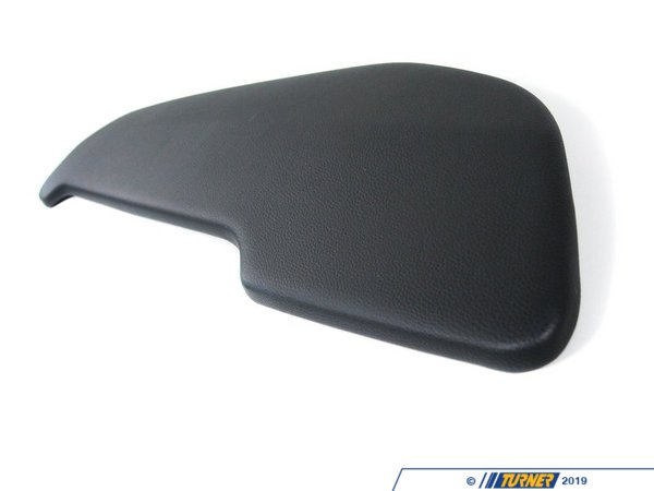 T#98951 - 51419139633 - Genuine BMW Left Folding Partition Cover - 51419139633 - Schwarz - Genuine BMW -