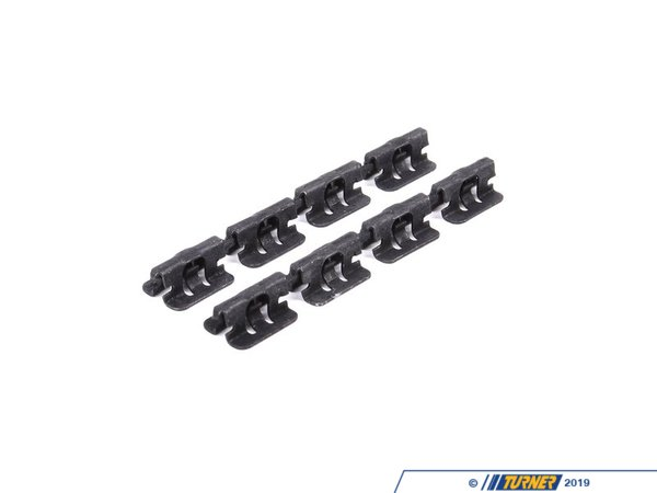 T#135179 - 54347181006 - Genuine BMW Set Of Clips For Headliner - 54347181006 - E46,E46 M3 - Genuine BMW -