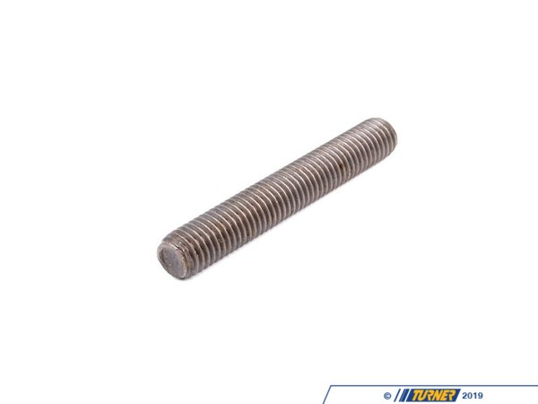 T#29020 - 07129908199 - Genuine BMW Stud Bolt - 07129908199 - E30,E36,E38 - Genuine BMW -