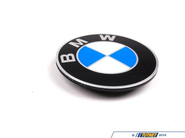 T#8236 - 36132225190 - Genuine BMW Covering With Badge - 36132225190 - E30,E30 M3 - Genuine BMW -