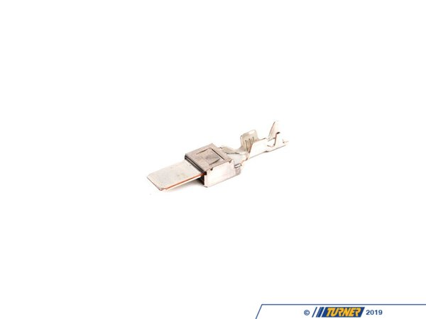 T#10479 - 61136901733 - Genuine BMW Electrical Pin-contact Elo- Power 5,2 X 61136901733 - Genuine BMW Pin-Contact Elo- Power 5,2 X 0,63 - 1.0-2.5MMThis item fits the following BMW Chassis:E36 M3,E39 M5,E60 M5,E63 M6,E46 M3,E70 X5M,E71 X6M,E82 1M Coupe,E85 Z4M,E53 48IS,E36,E38,E39,E46,E53 X5,E63,E65,E70 X5,E71 X6,E82,E83 X3,E85 Z4,E86 Z4,E89 Z4,E90,E92,E93,F25 X3,F30,F31,F32,F34,i3i12 - Genuine BMW -