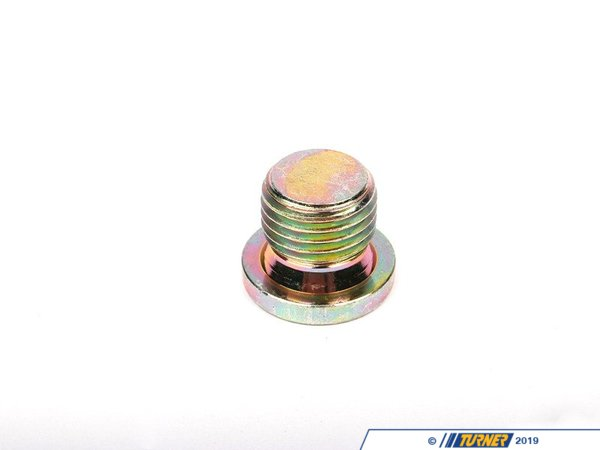 T#55875 - 31511211119 - Genuine BMW Screw Plug M14X1,5-Zn/Pbx - 31511211119 - E30 - Genuine BMW -