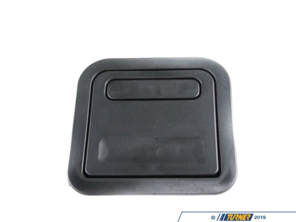 T#113095 - 51478217334 - Genuine BMW Floor Carpet Recessed Grip Schwarz - 51478217334 - E39 - Genuine BMW -