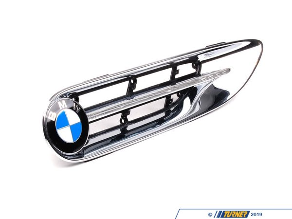 T#80412 - 51138231940 - Genuine BMW Finisher, Side Panel, Front - 51138231940 - Genuine BMW -