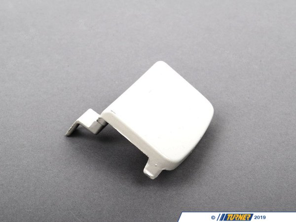 T#76997 - 51117966290 - Genuine BMW Cover, Towing Hinge - 51117966290 - E65 - Genuine BMW -
