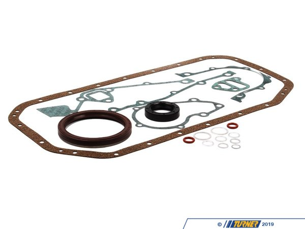 T#6573 - 11111734114 - Bottom End Gasket Set - E21 320i. 2002 - Rebuilding the M10 4 cylinder engine on your E21 320i or 2002? Then you'll need this bottom end gasket set manufactured by Victor Reinz,If you drive a European vehicle, chances are high your vehicle came equipped with one or more Victor Reinz gaskets. Choose OE quality VR gaskets and seals and do the job right the first time.This item fits the following BMWs:BMW 1600, 2002, 2002tiiBMW 3 Series - 320i- - Victor Reinz - BMW
