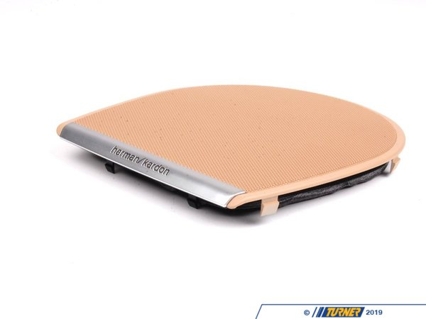 T#109703 - 51468226501 - Genuine BMW Cover Loudspeaker Hellbeige - 51468226501 - E46 - Genuine BMW -