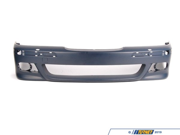 T#20969 - 51117894378 - Genuine BMW Trim Cover, Bumper, Primered, Front M - 51117894378 - E39 - Genuine BMW -