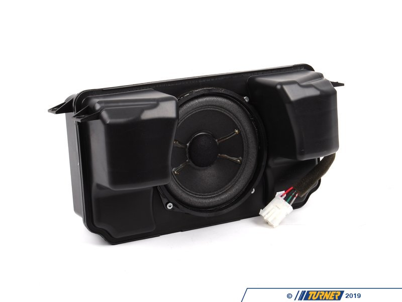 65136902837 genuine bmw subwoofer box speaker harman. Black Bedroom Furniture Sets. Home Design Ideas