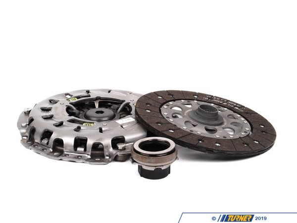 T#41 - 21207531556 - Clutch Kit - E46 330i 6 speed (03/03+), 325xi (09/03+) - Genuine BMW - BMW