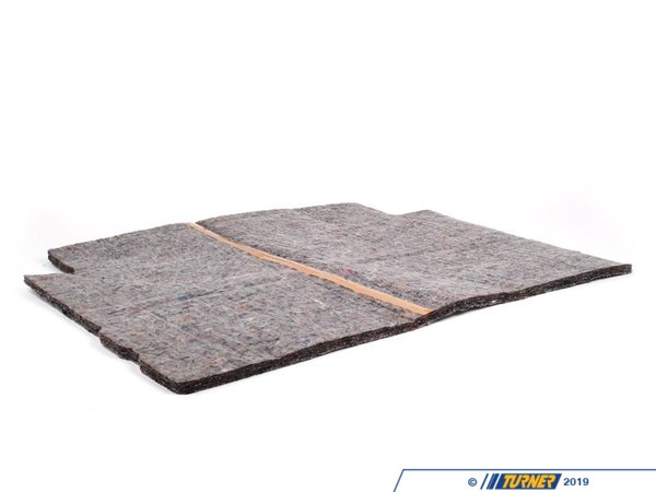 T#115044 - 51488229733 - Genuine BMW Sound Insulating Roof Front - 51488229733 - E46,E46 M3 - Genuine BMW -