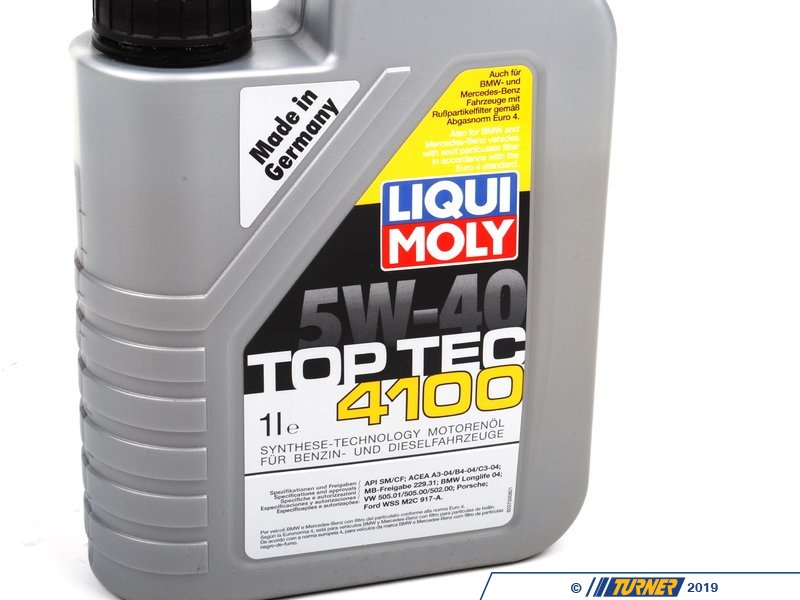 lm3700 liqui moly top tec 4100 5w 40 engine oil 1. Black Bedroom Furniture Sets. Home Design Ideas