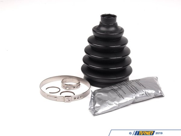 T#7795 - 31607518259 - Genuine MINI Front Axle Repair Kit Bellows, Exterior 31607518259 - Genuine Mini -