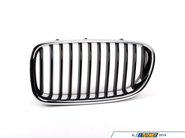 T#20996 - 51138054491 - Genuine BMW Grille, Front, Left M - 51138054491 - F10 - Genuine BMW Grille, Front, Left - MThis item fits the following BMW Chassis:F10 - Genuine BMW -