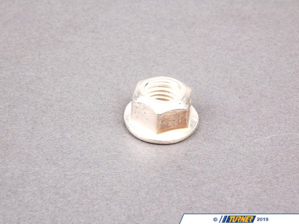 T#48423 - 18307583746 - Genuine MINI Flange Nut M8 - 18307583746 - Genuine Mini -