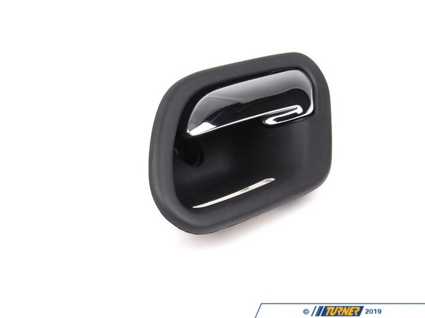 T#89804 - 51218239475 - Genuine BMW Door Handle Interior Left, Lit Chrom - 51218239475 - E38 - Genuine BMW -