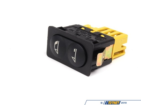 T#24355 - 61312496302 - Convertible Top Electric Switch - Z3 2.5i, 3.0i, Z3m - Genuine BMW -