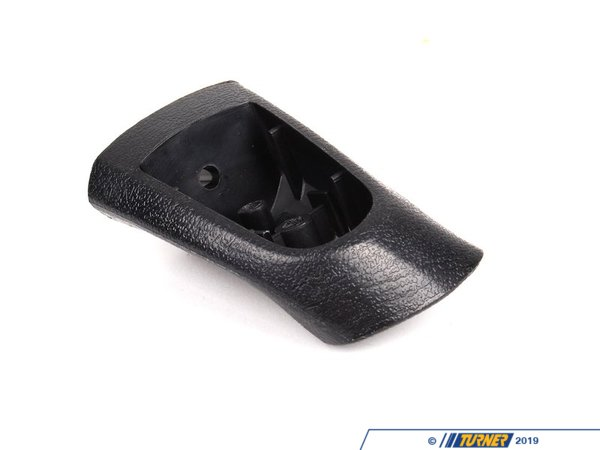 T#9637 - 51411822572 - Genuine BMW Armrest Upper Part Front Right Schwarz - 51411822572 - Genuine BMW -