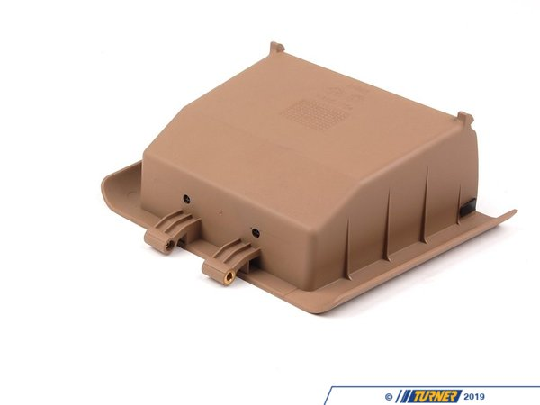 T#9106 - 51168407138 - Genuine BMW Hinged Compartment Beige - 51168407138 - Genuine BMW Hinged Compartment - Beige - Genuine BMW -