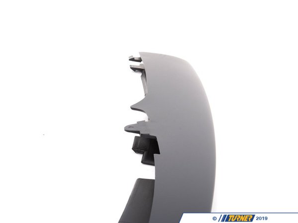 T#77385 - 51118225599 - Genuine BMW Cover, Primed - 51118225599 - E46 - Genuine BMW -