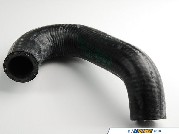 T#7062 - 11727555680 - Secondary Air Pump To Valve Hose - E46  - Genuine BMW - BMW