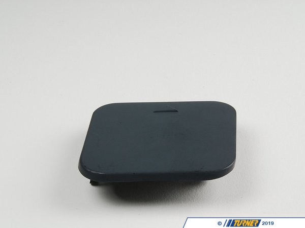 T#23344 - 51118169536 - Genuine BMW Flap, Towing Eye, Primed - 51118169536 - E38 - Genuine BMW -