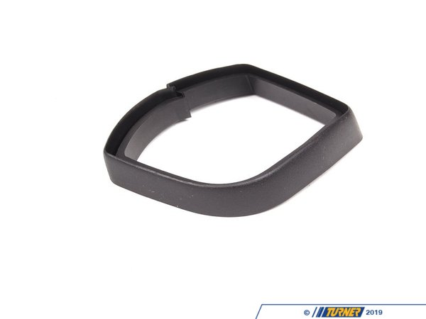 T#103275 - 51437056396 - Genuine BMW Intermediate Ring, Interior - 51437056396 - Schwarz - Genuine BMW -