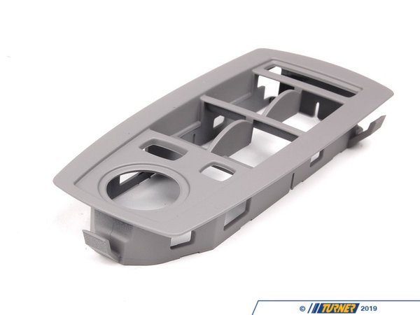 T#21085 - 51413415805 - Genuine BMW Switch Cover, Front Driver Side Grau - 51413415805 - E83 - Genuine BMW -