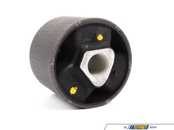 Genuine BMW HD Upper Control Arm Bushing - E34 525i, 530i, 535i, 540i, M5 31122226528