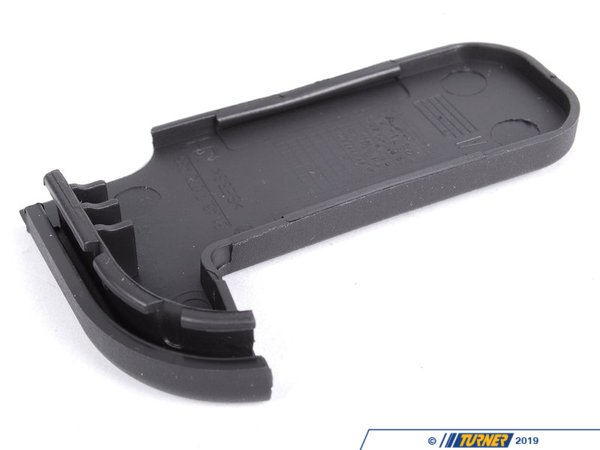 T#103429 - 51437079981 - Genuine BMW Covering Left Schwarz - 51437079981 - E85 - Genuine BMW -