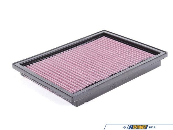 T#3727 - 33-2070 - E36 325i/328i/M3, E39 528i K&N High Flow Air Filter - K&N - BMW