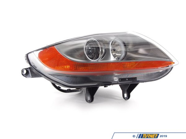 T#146978 - 63127165666 - Genuine BMW Headlight, Chrome Right - 63127165666 - E85 - Genuine BMW -