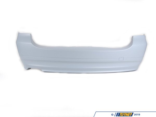T#78333 - 51127141055 - Genuine BMW Bumper Trim Panel, Primered, - 51127141055 - Genuine BMW -