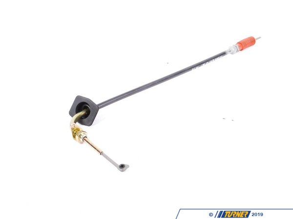 T#53151 - 25161421585 - Genuine BMW Bowden Cable Thm - 25161421585 - E34 - Genuine BMW -