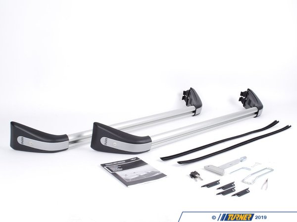T#24968 - 82712149225 - Genuine MINI Roof Rack R55 / R56 - 82712149225 - Genuine Mini -