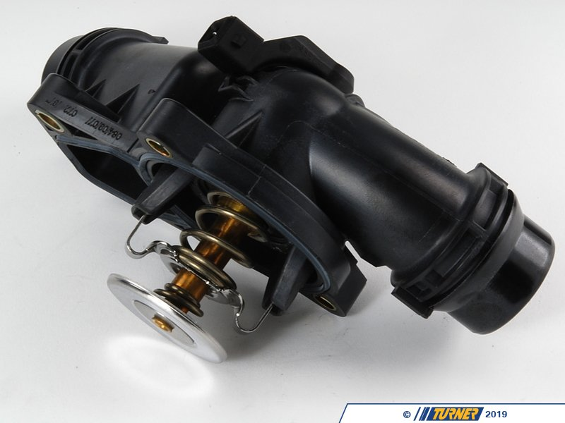 Mini Cooper S 0 60 >> 11537509227 - Genuine BMW Thermostat With Housing - M52 ...