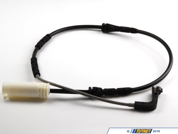 Genuine BMW Genuine BMW Brake Pad Wear Sensor - Front - E82/88 E9X 34356789440